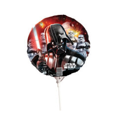 E2892 Star Wars Darth Vader Foil Balloon