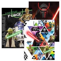 E3748 Star Wars Jumbo Bag assorted