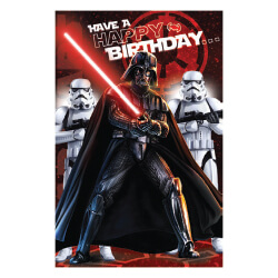 STW27400 $2 Card Star Wars