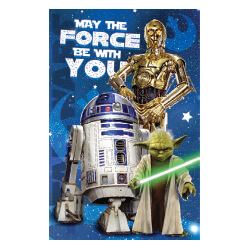 STW27401 $2 Card Star Wars