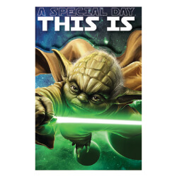 STW27415 $3 Card Star Wars