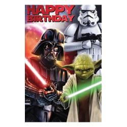 STW27430 $3 Card Star Wars