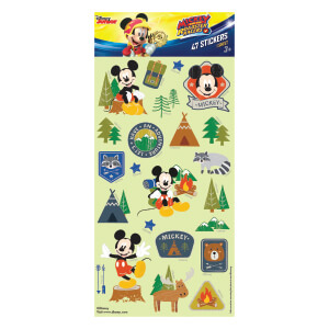 WEB5806 Mickey Mouse Sticker Sheet