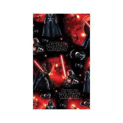 WEW552 Star Wars Darth Vader Flat Wrap