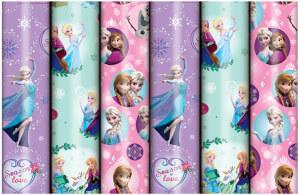 AX365 Disney Frozen Rollwrap