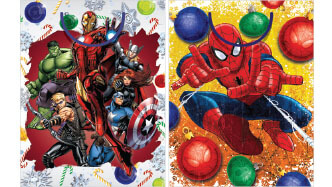 AX380 Marvel Licensed Medium Bags