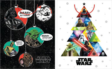 AX384 Star Wars Licensed Large Bags