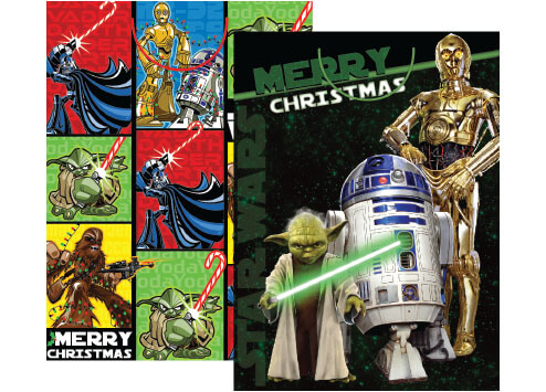 AX421 Star Wars Licensed Jumbo Bags