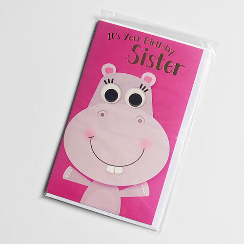 Apsley Hippo Sister