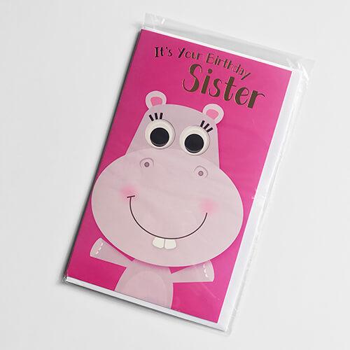 Apsley Hippo Sister