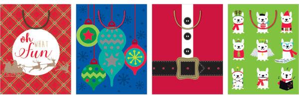 C1497 General Designer Medium Gift Bags