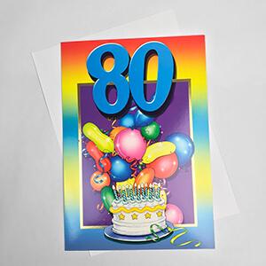 Whoppa 80 Age