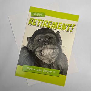 Whoppa Happy Retirement