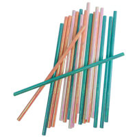 Mermicorn Paper Straws