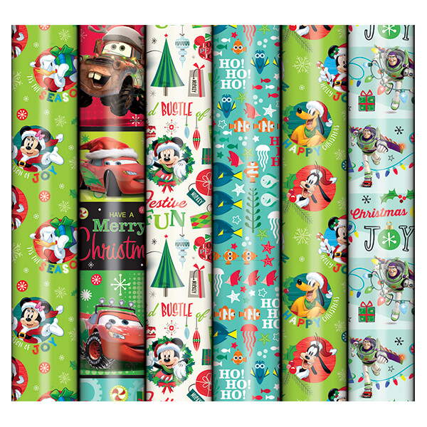 AX353 DISNEY MIX ROLL WRAP