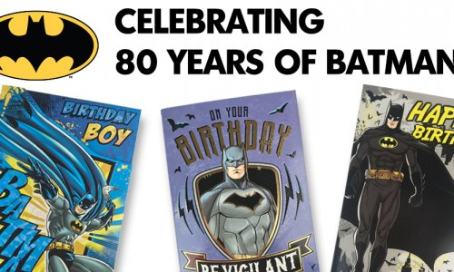 CELEBRATING 800 YEARS OF BATMAN