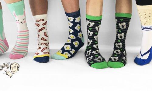 Frankly Funny Socks