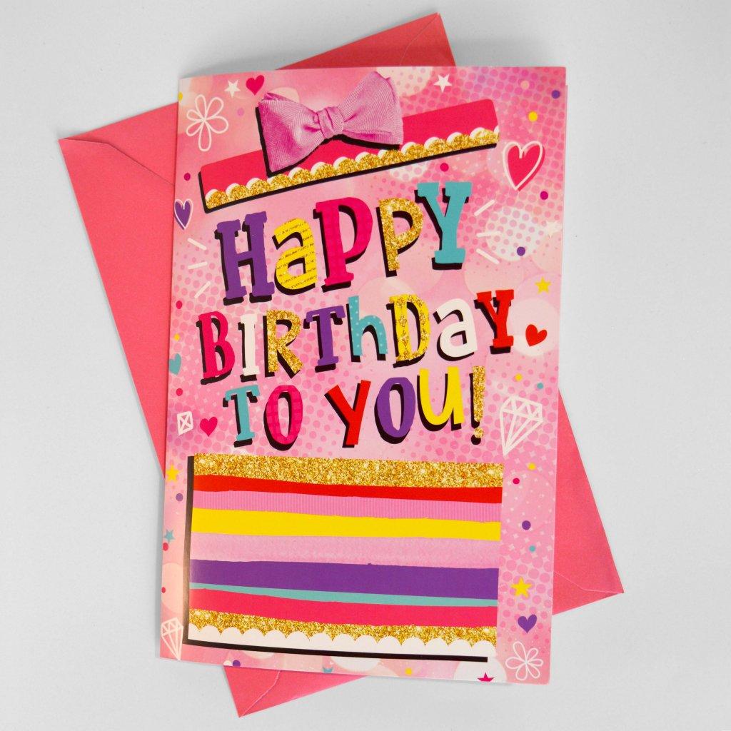 SOUND BITES Happy Birthday Cake