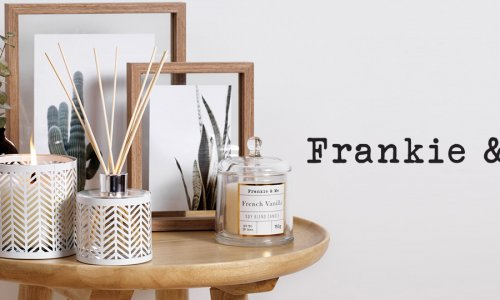 Frankie and Me Banner